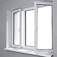 Окно алюминиевое STEKO