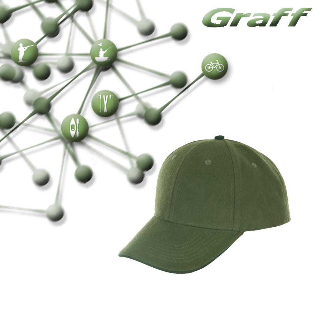Кепка для охоты и рыбалки Graff 102