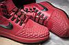 Зимние ботинки Nike LF1 Duckboot 126-4 бордовые, мужские на меху , фото 3