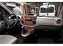 Накладки на панель - Citroen Berlingo 2008-2018 гг., фото 4