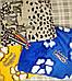 Плед детский махровый Голубой | Плед дитячий махровий, фото 9
