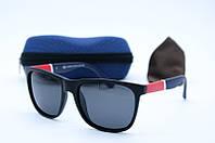 Солнцезащитные очки Grey Wolf красные с синим