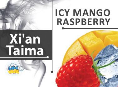 Ароматизатор Xi'an Taima Icy Mango Raspberry (Холодный манго и малина)