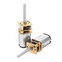 Machifit20MM-N206V30об/ мин / 12 В 100 об / мин Редуктор скорости постоянного тока Мотор с металлической коробкой передач - 1TopShop, фото 3