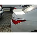 Спойлер (под покраску) - Citroen C-Elysee 2012+ гг., фото 2