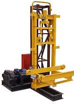 Высота подъёма Н-95 метров Мачтовый-мачтовые подъёмник-подъёмники для строительства грузовой  ПМГ г/п 500 кг ., фото 2