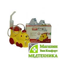 Ингалятор детский компрессорный Turbo Train ТМ Dr. Frei