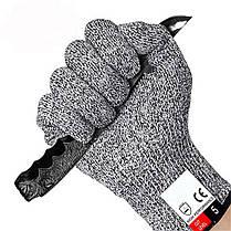Мотоцикл Анти Резка Безопасность Защитная нескользящая На открытом воздухе Racing Перчатки Full Finger - 1TopShop, фото 2