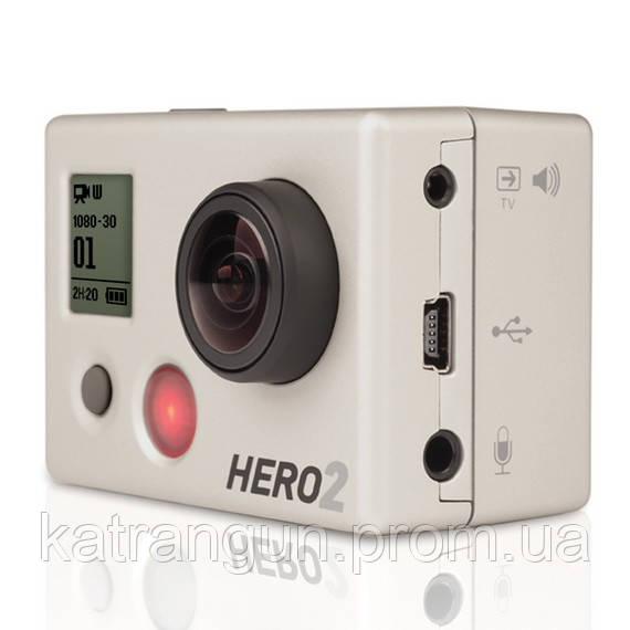 Инструкция к экшн-камере GoPro Hero 2