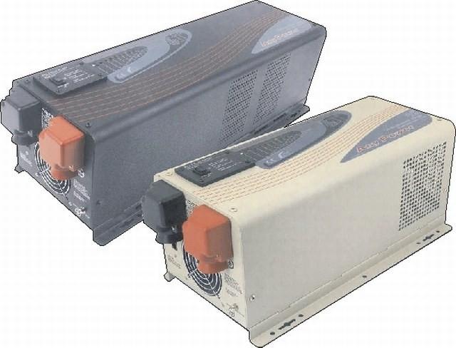 Преобразователь (инвертор) напряжения 48/220 Q-POWER QPC-4048/4kW(8)кВт sinus