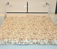 Спальня Флавер (Черный / Белый) (1,80 м.) с шухлядами (раскомплектовуется), фото 3