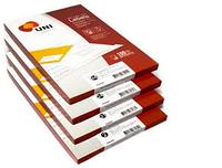 "Бумажные наклейки ""Uni Labels"" 2шт(210х148,5) на листе"