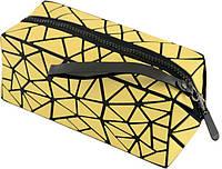 Женская косметичка Traum 7203-42, желтая