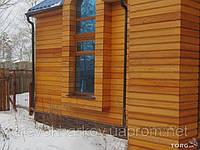 Планкен косой лиственница (АВ) 20-142-3000...4000мм