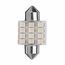 13PCS T10 Авто LED Лицензия Пластина Внутренняя дверца лампы Dome Лампа Blue - 1TopShop, фото 2