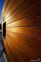 Планкен косой лиственница (ВС) 20-120-3000...4000мм