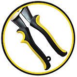 Ножиці по металу Cr-Mo, 250мм, праві, фото 4