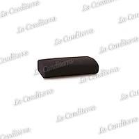 Мастика для моделирования LAPED Model paste c какао маслом, черная, 1 кг