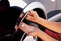 Накладки на арки (4 шт, нерж) - Citroen C-4 Picasso 2006-2013 гг., фото 7