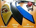 Накладки на арки (4 шт, нерж) - Citroen C-4 Picasso 2006-2013 гг., фото 8
