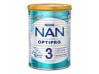 Сухая детская молочная смесь NAN (Нан) 3 ,400 г
