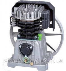 Компрессорный блок 510 л/мин, 10 бар, 3-4 кВт, 2 цилиндра FIAC AB 515/415