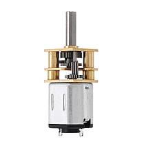 CHIHAICHFGM12N10VAМоторDC 3V 215 об / мин Соотношение сторон 1: 100 постоянное Магнит Micro Reduction Gear Мотор - 1TopShop, фото 2