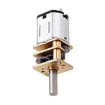 CHIHAICHFGM12N10VAМоторDC 3V 215 об / мин Соотношение сторон 1: 100 постоянное Магнит Micro Reduction Gear Мотор - 1TopShop, фото 3