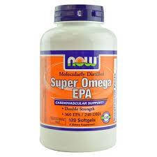 NOW_Super Omega EPA 1,200 мг - 120 софт кап