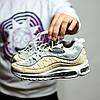 Мужские кроссовки Nike Air Max 98 x Supreme золото топ реплика, фото 5