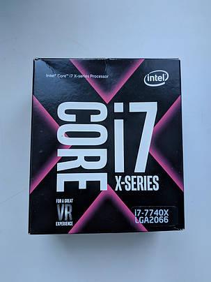 Процессор Intel Core i7-7740X (BX80677I77740X), фото 2