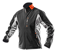 Куртка водо- и ветронепроницаемая, softshell, размер M/50 NEO
