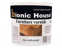 Лак мебельный акриловый (Bionic HouseFurniture varnish Joncryl) 10 л