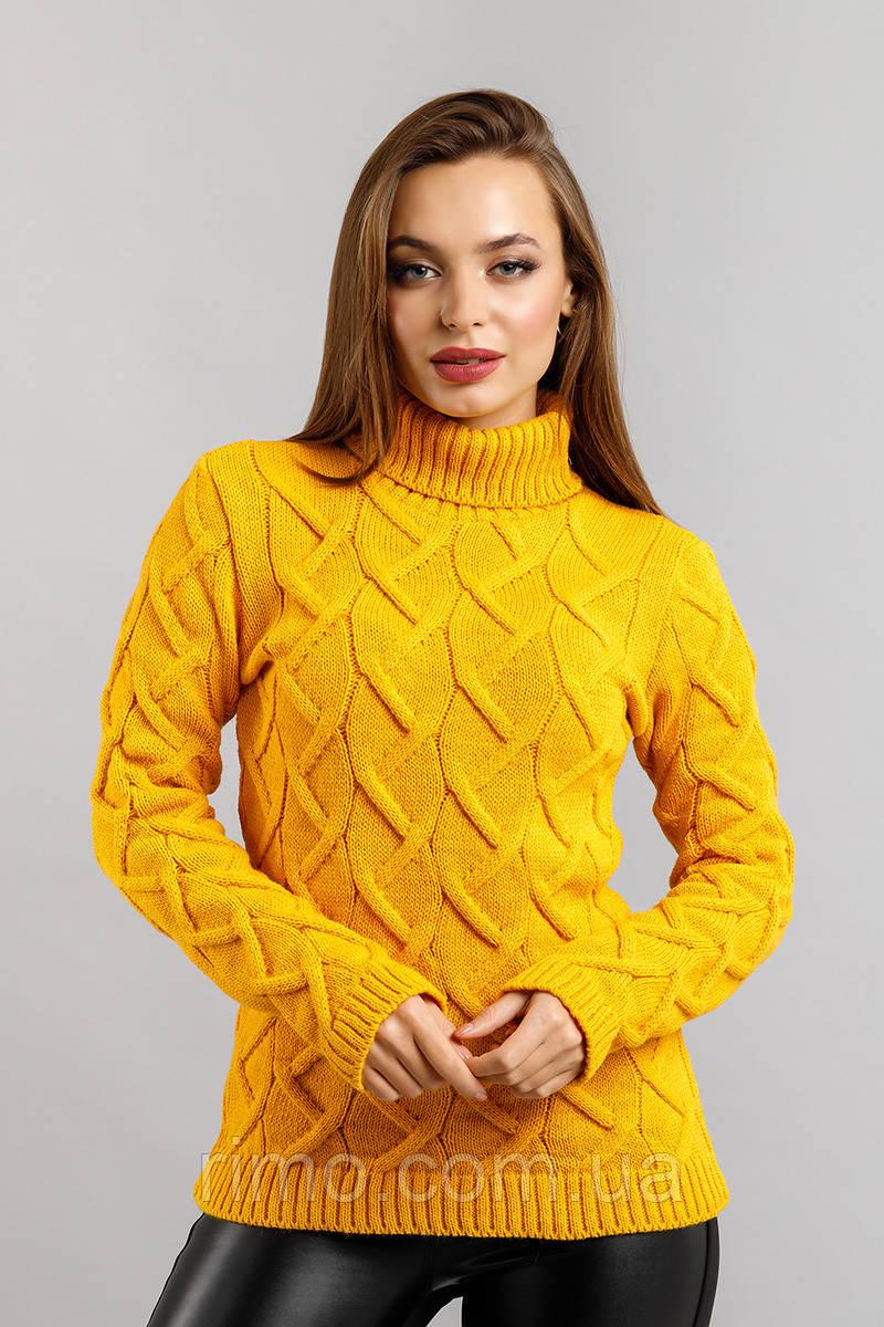 свитер вязаный зигзаг 3 цвета продажа цена в харькове свитеры и