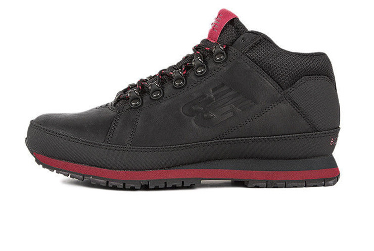Оригинальные зимние мужские кроссовки New Balance 754 Back Red (ART.  H754KR) - 17b9be40979