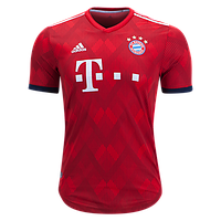 Футбольная форма ФК Бавария Мюнхен (FC Bayern Munchen) 2018-2019 Домашняя