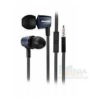 DeepBass D-AL05 Вакуумные наушники с микрофоном (гарнитура)