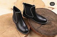 Стильные женские ботиночки демисезонные Olli, фото 1