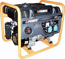 Бензогенератор Q-POWER QPG3000 2,6 (3,0) кВт