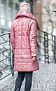 Куртка женская зимняя Катрин macaron (2 цвета), фото 2