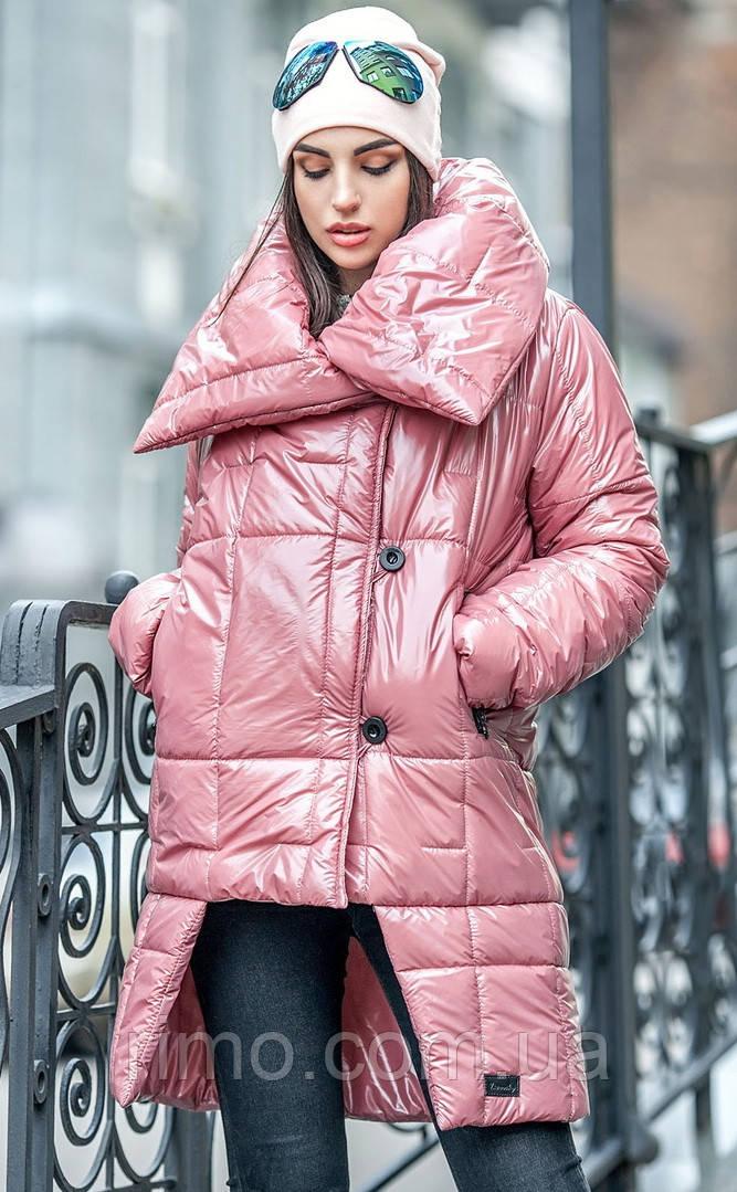 Куртка жіноча зимова Катрін macaron (2 кольори)