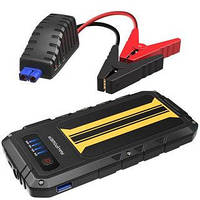 RavPower RavPower Car Jump Starter 8000mAh 300A Peak Current Quick Charge 3.0 Black/Yellow (RP-PB007)