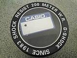 Подарочная коробка для часов Casio G-Shock (касио джи шок), фото 6