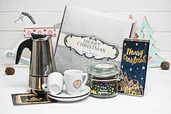 Подарочный новогодний набор Шоколадный кофе (3423108)