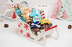 Подарочный новогодний набор Рождественские санки (3428574)