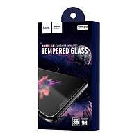 Защитное стекло Apple iPhone 6 Plus/6s Plus 3D Cool Zenith series прозрачное (чорное) Hoco