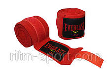Бинты боксерские Everlastт 4 м, фото 2
