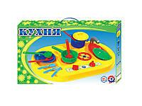 Детский игровой набор Кухня пластик Технок