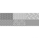 Плитка Super Ceramica Cameleonte NEGRO MIX арт.(354766), фото 2