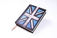 """Блокнот """"America/Britain"""" (11×15 см) 128 листов, №501281-1088, фото 1"""